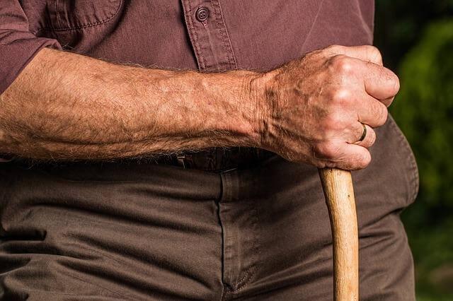 Rentner und die drohende Armut